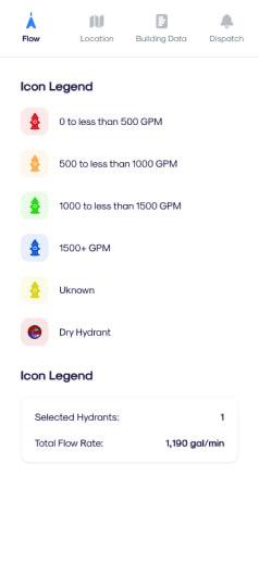 FlowMSP app screenshot